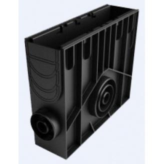 Пісковловлювач Ecoteck MEDIUM 100 пластиковий 153х500х435 мм чорний