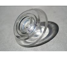 Шайба крепежная d40 6 мм прозрачная