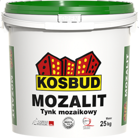 Мозаичная штукатурка Kosbud Mozalit N\TM 25 кг
