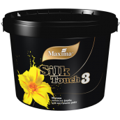 Латексная краска Silk Touch 3 MAXIMA белый глубоко-матовый 1,2 кг