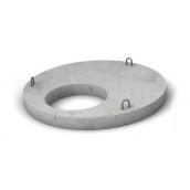 Крышка колодца бетонная дорожная ПП 15 1,2 т 300х1700 мм