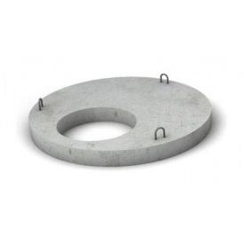 Кришка колодязя бетонна ПП 8 0,26 т 140х1000 мм