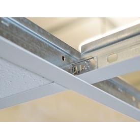 Профиль подвесного потолка AMF Ventatec T24/38/3600 белый 3600 мм
