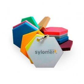 Материал для виброизоляции Sylomer SR 55-25 рулон 5x1,5 м