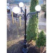 Полимерная опора уличного освещения №4 Каси 3,5 м