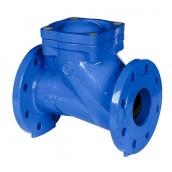 Зворотний кульковий клапан фланцевий JAFAR тип 6516 DN50 16 бар