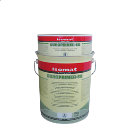 Епоксидна ґрунтовка для вологого бетону та стяжок ДЮРОПРАЙМЕР-СГ 10 кг