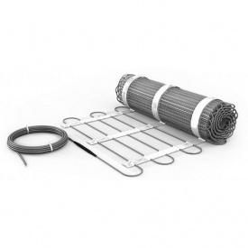 Нагревательный мат GrayHot 0,5x16,2 м для электрического теплого пола под плитку в клей без стяжки