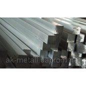 Квадрат стальной АК-МЕТАЛЛ сталь 45 25х25 мм