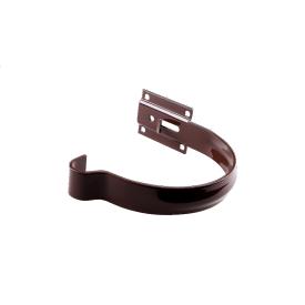 Держатель желоба метал малый система 90/75 мм