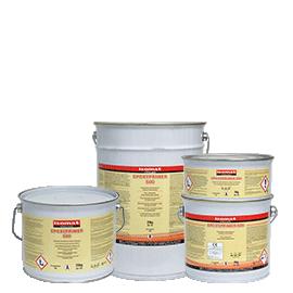 Епоксидна ґрунтовка для сухої або вологої основи Эпоксипраймер-500 1 кг