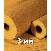 Подложка пробковая StartFloor Cork 300 мм 15х1 м
