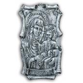 Декоративная картина из гипса Кр/023 25х14х2 см