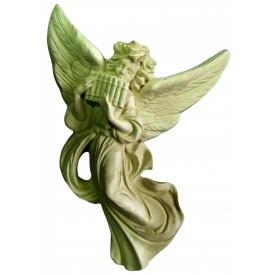Декоративные ангелы из лепнины Де/034 20х17х2 см