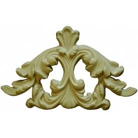 Декор (гипс) Де/066 16х26х1,5 см