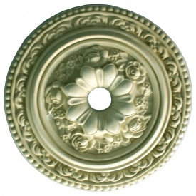 Розетка из гипса Флоренция Р/019 37 см
