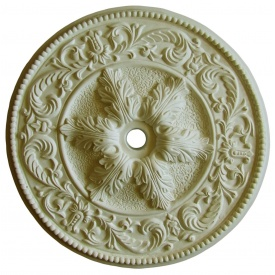 Гипсовая розетка Флоренция Р/002 40 см