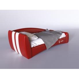 Диван-кровать Sentenzo Fornula-Ferrari 2400х910 мм красная
