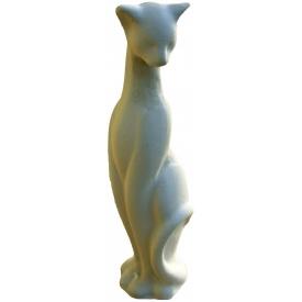 Сказочная игрушка из гипса Кошечка Дгр/052 21х6х6 см