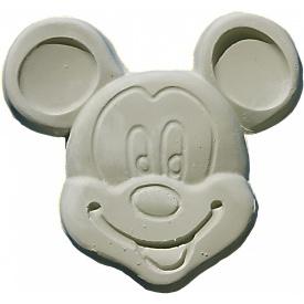 Гипсовая игрушка Микки Маус Дгр/006 13,5х13 см