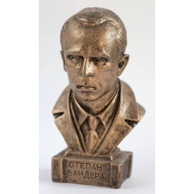 Гипсовая статуэтка Степан Бандера Ст/027 18х10х7 см