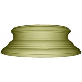 Гипсовая база колонны Флоренция БКЛ/005 10х33х22 см