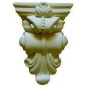 Консоль з гіпсу КС/022 15х8х5 см