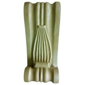 Консоль из гипса КС/009 40х17х14,5 см