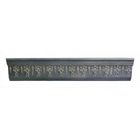 Карниз з орнаментом (гіпс) Ко/024 10,5х7,5 см