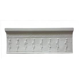 Карниз з ліпнини (гіпс) Ко/025 18,5х4,5 см