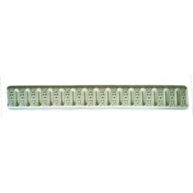 Молдинги для оздоблення стелі Мо/011 6,8х1,5 см