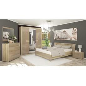 Спальня Меблі-Сервіс Флоренс модульний комплект 6 шт