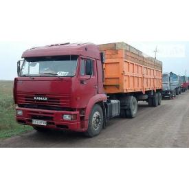 Вантажоперевезення автомобілем КАМАЗ 5460
