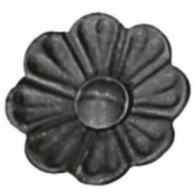 Кованый цветок 62х62 мм (50.004)