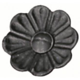 Кований квітка 62х62 мм (50.004)