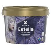 Интерьерная краска одного слоя Eskaro Estella 9 л