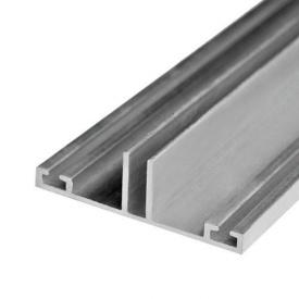 Соединительный алюминиевый профиль база 6 м