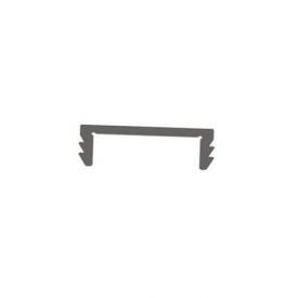Алюминиевый профиль декоративная заглушка для крышки 6 м