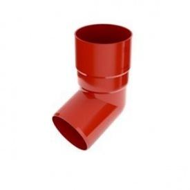 Колено BRYZA 90 мм красное
