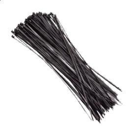 Хомут кабельный 300x4,8 мм 100 шт