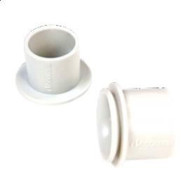 Муфта соединительная труба гладкая 25 мм