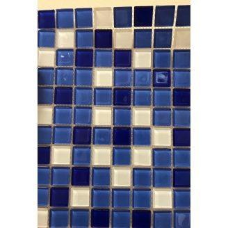 Мозаика VIVACER MixC011R 2,5х2,5 cм 30х30 cм