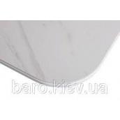 Стол Nicolas Toronto New керамика МДФ сталь 1600х900х760 мм белый мат