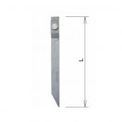 Утримувач дроту для дерева 200 мм нержавіюча сталь IN KovoFlex