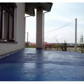 Гідроізоляція тераси під покриття плиткою