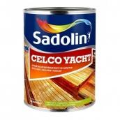 Лак для зовнішніх робіт Sadolin Celco Yacht Безбарвний 1 л