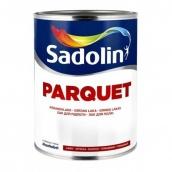Лак для дерев'яних і бетонних підлог Sadolin Parquet Безбарвний 1 л