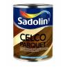 Лак для підлоги на водній основі Sadolin Celco Parquet Безбарвний 1 л