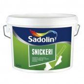 Столярна шпаклівка Sadolin Snickeri Біла 0,37 л
