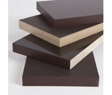 Фанера СВЕЗА ФСФ Сит/ГЛ ламинированная влагостойкая 2500х1250х12 мм темно-коричневый